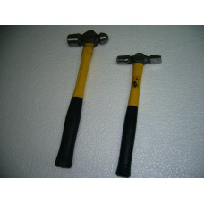 Ball & Cross Pein Hammer (Wood / Fibre Handle)
