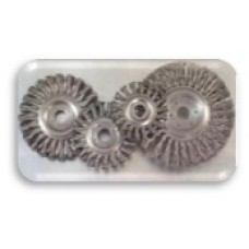 SINGLE SECTION BRUSH (Twisted Wire - Steel)