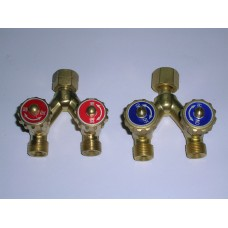 Twin Outlet Valve